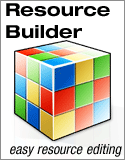 Resource Builder 3.0 - the complete solution for resource editing