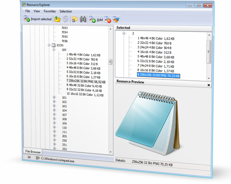 SiComponents Resource Builder 3.0.3.25